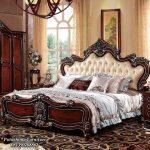 Harga Tempat Tidur Jati Ukiran