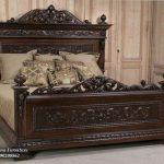 Harga Tempat Tidur Jati Ukiran Klasik